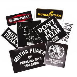 MP STICKER PACK BIG