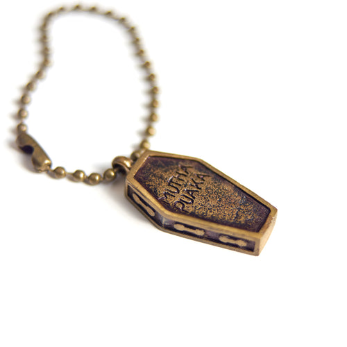COFFIN KEY CHAIN