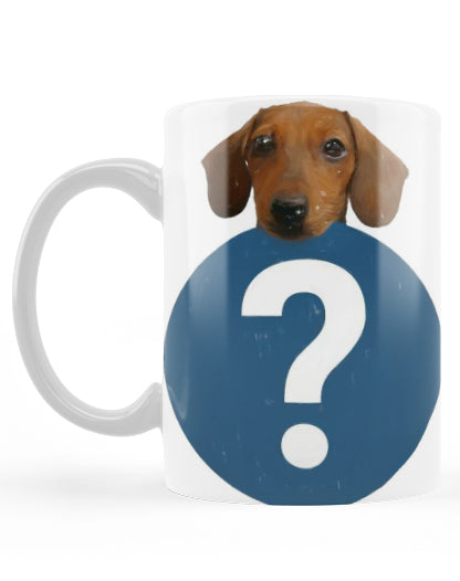 Custom Scene Mug Pet Portrait at Turner & Walker