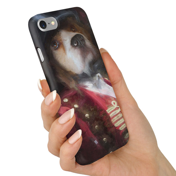 Pet Portrait Art Phone Cases Pet Portrait at Turner & Walker