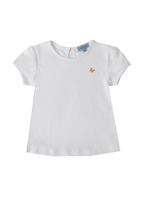 Ella t-shirt, white
