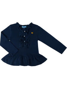 Ruth shirt, Navy
