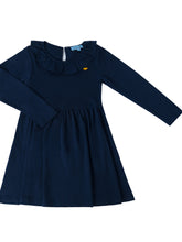 Saskia dress, navy