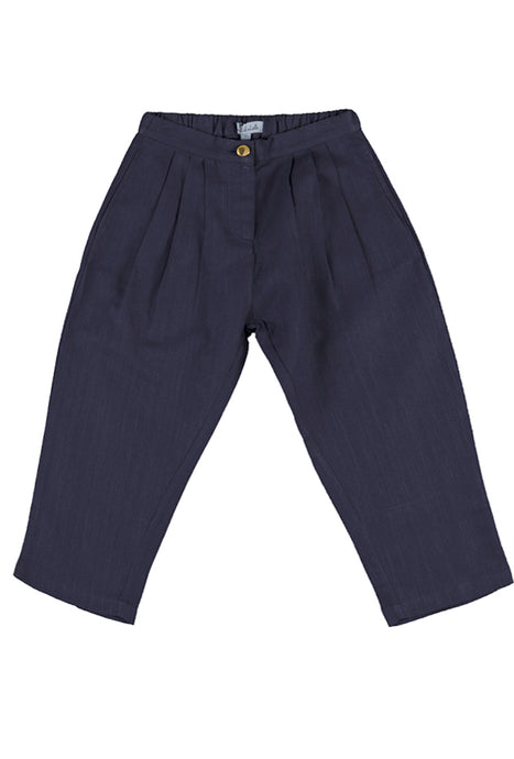 Elsa trousers, navy