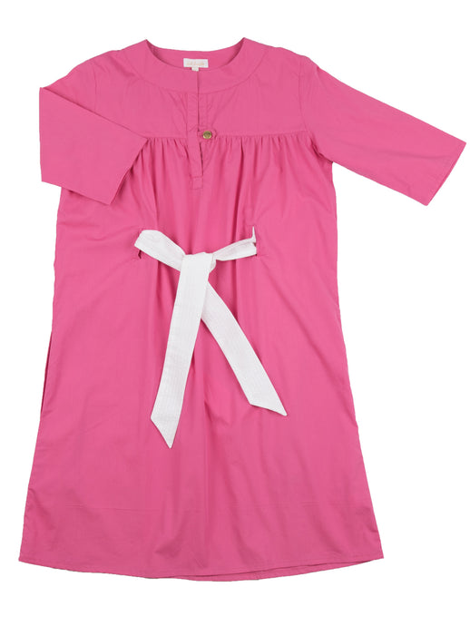 Alex dress, dark pink