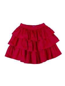 Elif skirt, raspberry