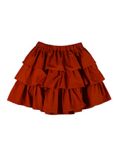 Elif skirt, rust