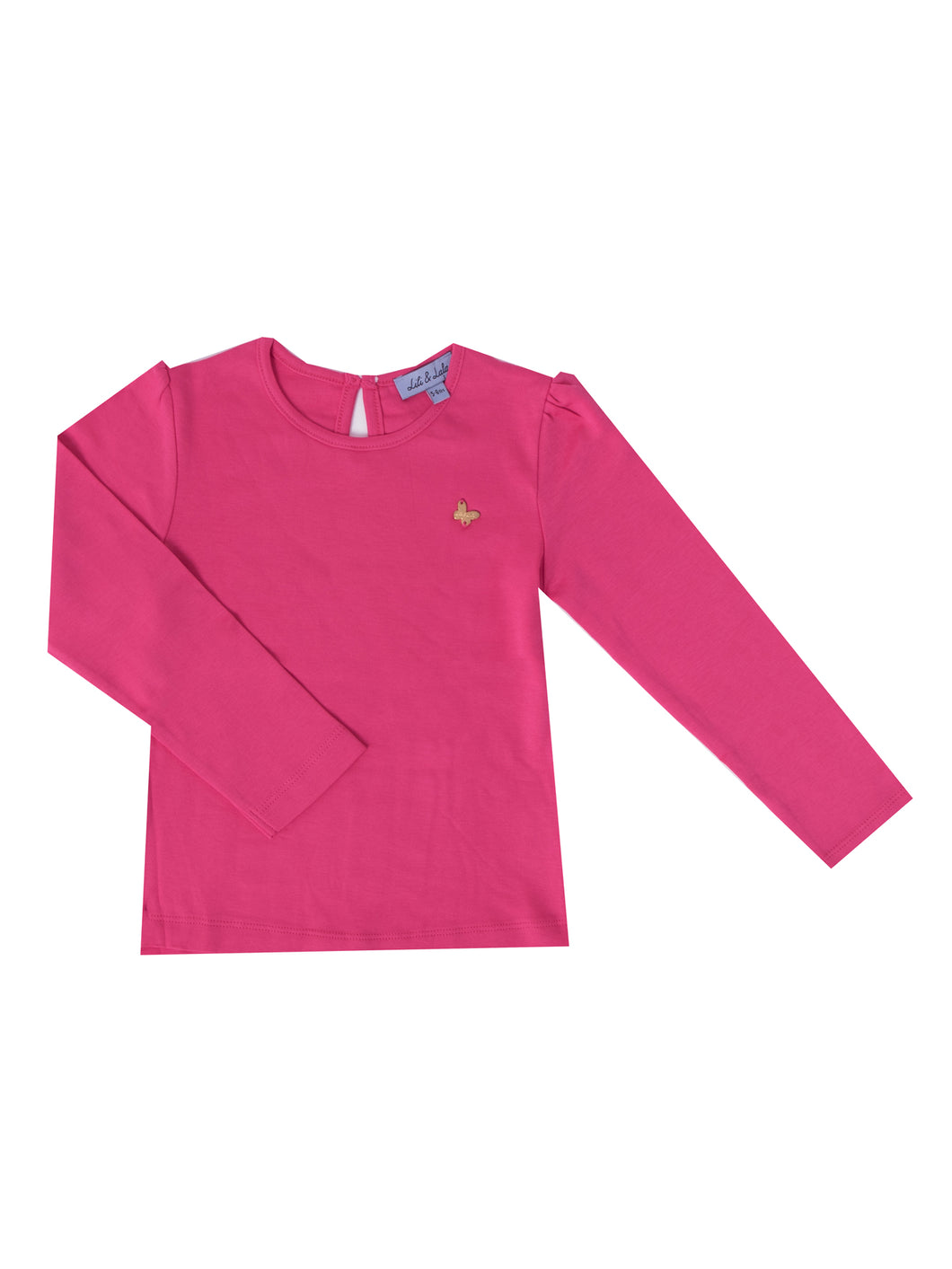 Melia long sleeved t-shirt, Evening sky