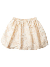 Magda skirt woman, gold brocade