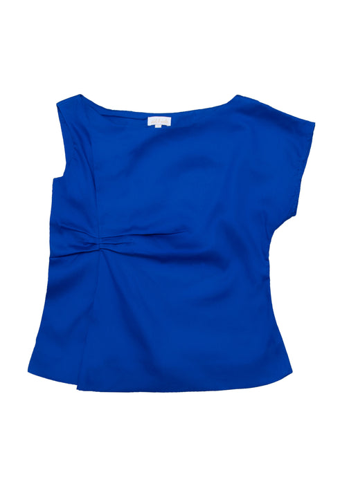 Sofie top, royal blue