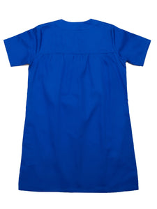 Alexa dress, royal blue