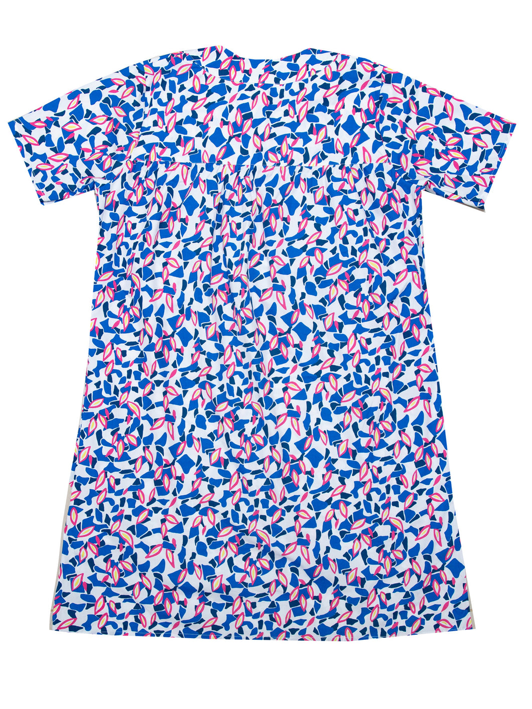 Alexa dress, Jardin Majorelle print