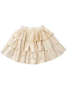 Elif skirt, gold