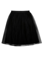 Giselle skirt woman, black