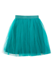 Giselle skirt child, turquoise