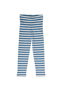 Judit leggings, blue stripes