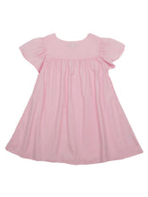 Lisa dress, pink rose