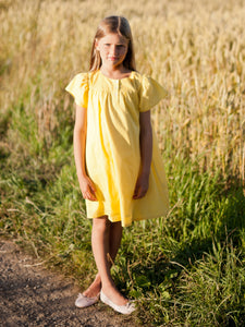 Lisa dress, corn