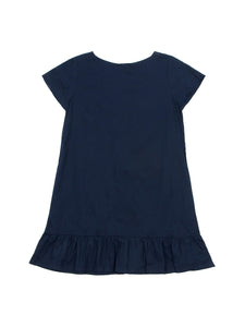 Mila dress, navy