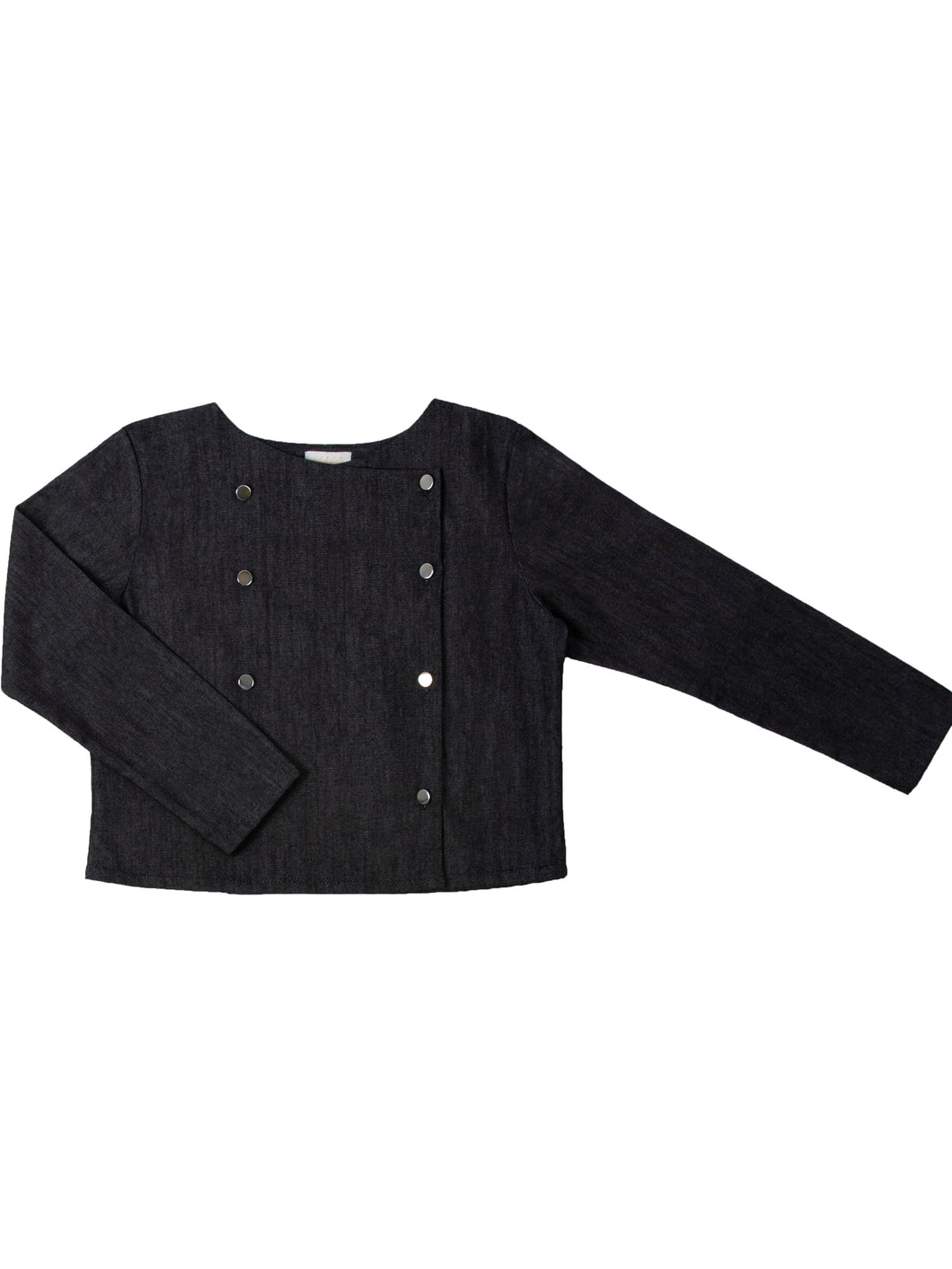 Miriam jacket, dark blue denim