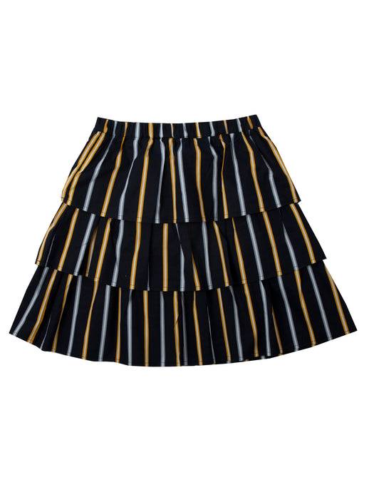 Susanne skirt, yellow stripe