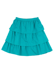 Susanne skirt, turquoise