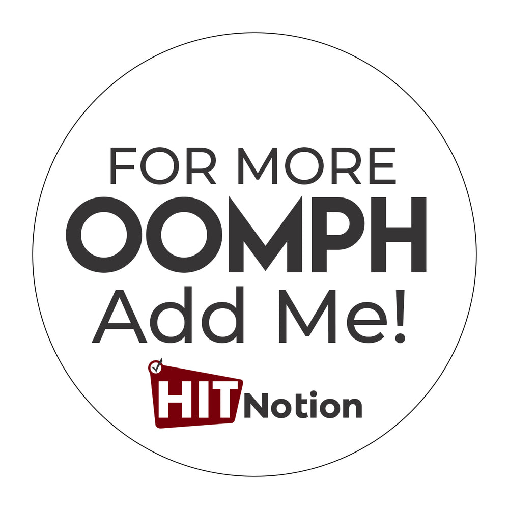 OOMPH Bag-AT promotion with Shipping