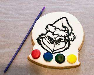 Decorate Your Own (DYO) Masterpiece Cookie - Kai's Kookies