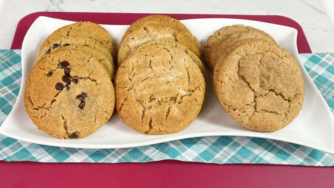 Vegan Cookies - Kai's Baking Studio