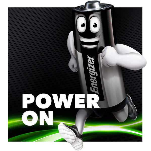 Energizer AA Power Plus 2000mAh 1.2v NiMH Rechargeable Batteries - PRE-CHARGERD (Pack of 4)