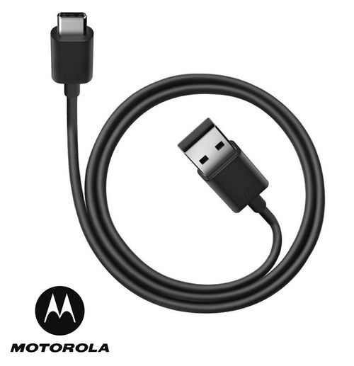 Genuine Motorola 2.0 Type-C USB Data Charging Cable For Various Motorola Phones
