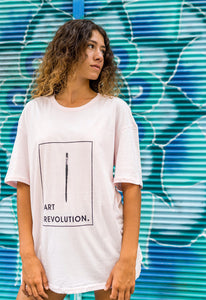 Art revolution t-shirt