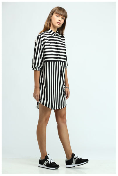 Stripe tunique