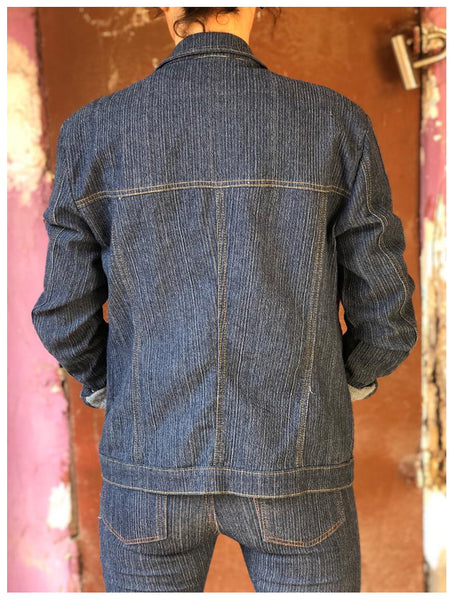 Oldschool jeans jacket