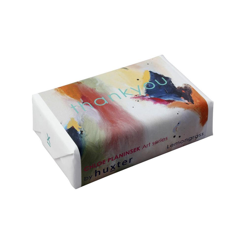 Limitless' Thank you Wrapped Soap - Lemongrass
