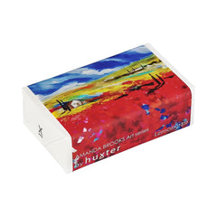 Under the Tuscan Sun' Wrapped Soap - Lemongrass