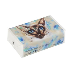 Siamese' Wrapped Soap - Lemongrass