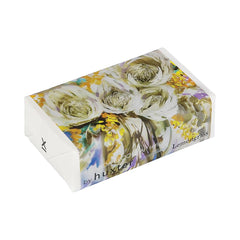Spring Wattle & Protea' Wrapped Soap - Lemongrass