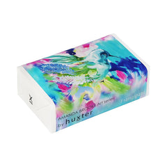 Petite Hummingbird' Wrapped Soap - Frangipani