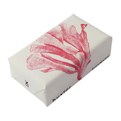 Coral' Wrapped Soap - Frangipani