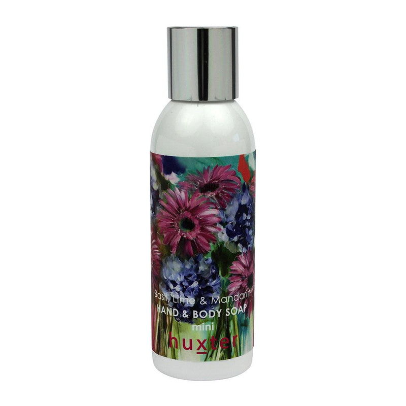 Mini's - Hand & Body Soap 125ml Gerbera Dance