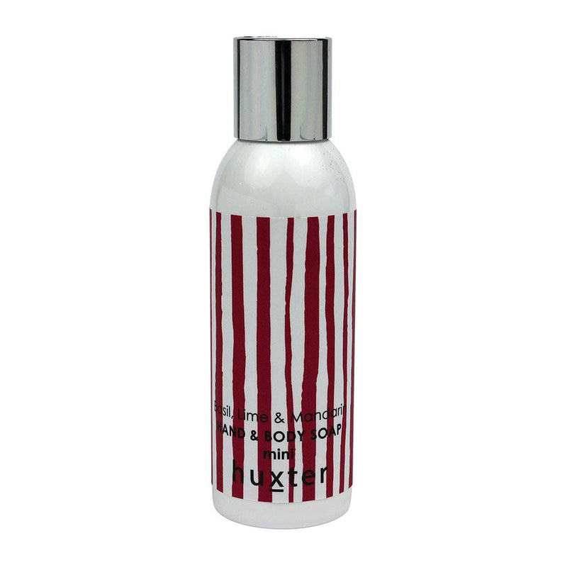 Mini's - Hand & Body Soap 125ml Fuchsia Stripes (BLM)