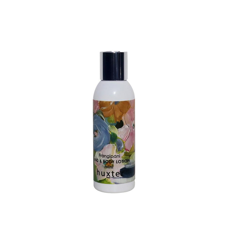 Mini's - Hand & Body Lotion - CH - Summers Return - Florals