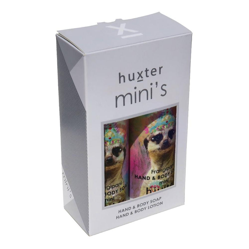 Mini's - 2 Pack 125ml - Balamani Meerkat