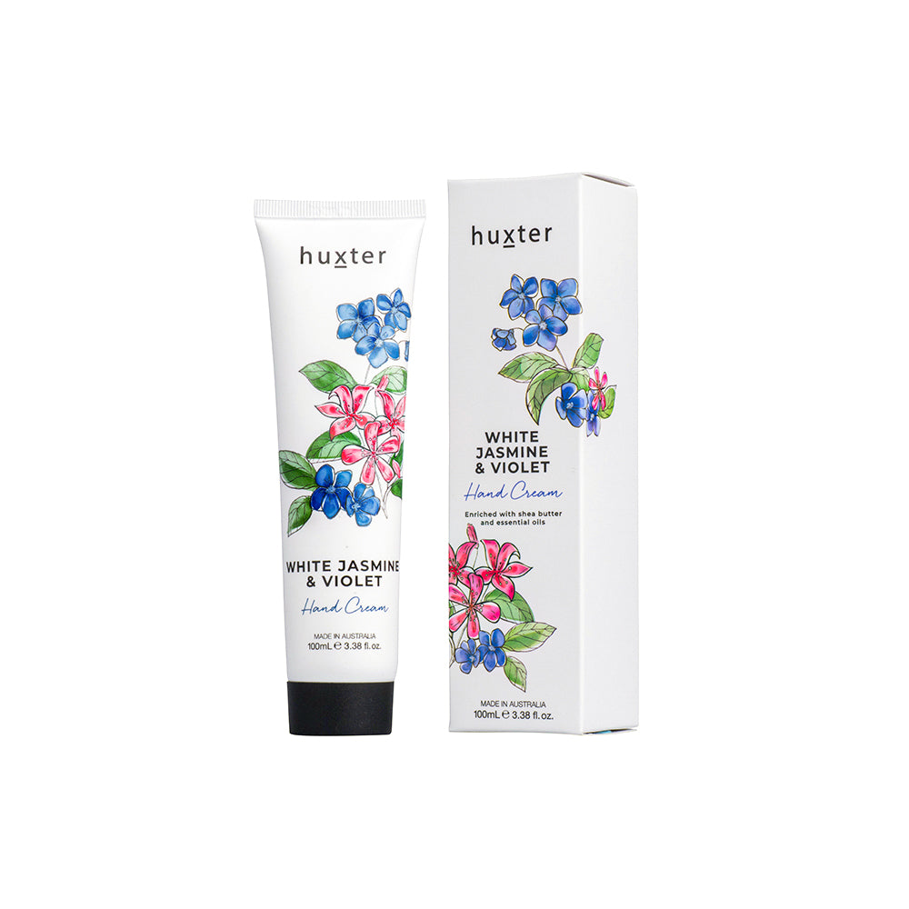Botanicals Hand Care Kit - White Jasmine & Violet