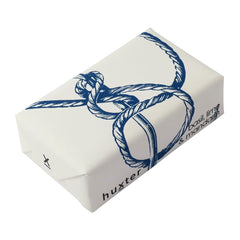 Rope' Wrapped Soap - Basil Lime & Mandarin