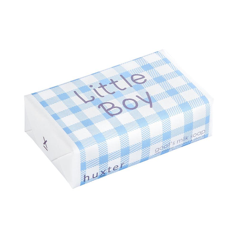 Checks' Little Boy Wrapped Soap - Goat's milk