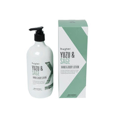 Body Lotion - Yuzu & Sage 500ml