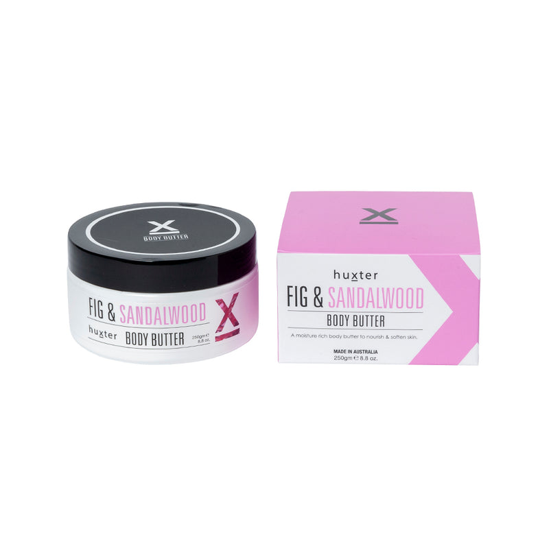 Body Butter - Yuzu & Sage 250gm