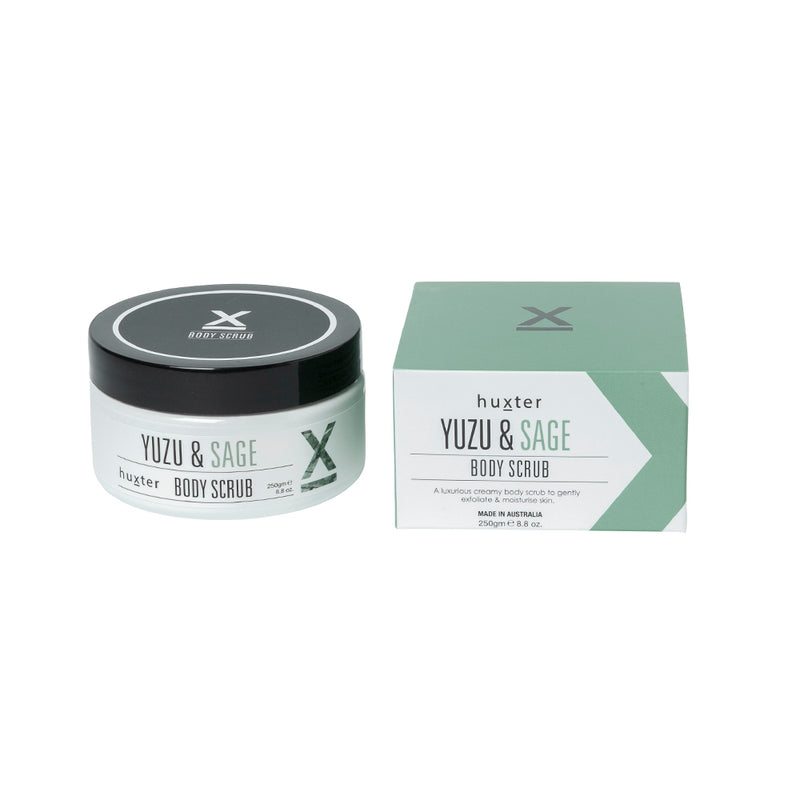Body Scrub - Yuzu & Sage 250ml
